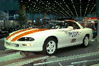 1996 Chevy Camaro Pace Car at 1996 CAS
