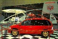 1996 Chrysler ESS concept at 1996 CAS