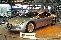 1996 Chrysler LHX concept at 1996 CAS