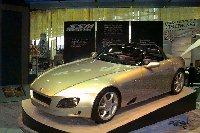 1996 Honda SSM concept at 1996 CAS