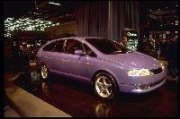 1996 Lexus FLV concept at 1996 NAIAS