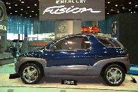 1996 Mercury Fusion concept at 1996 CAS
