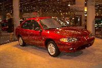1996 Mercury Tracer sedan at 1996 NAIAS