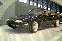 1996 Mazda Miata M edition at 1996 CAS