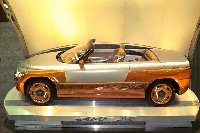 1996 Nissan AA-X concept at 1996 CAS