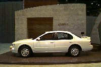 1996 Nissan Maxima SE at 1996 CAS
