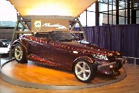 1996 Plymouth Prowler concept at 1996 CAS