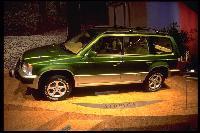 1996 Subaru Streega concept at 1996 NAIAS
