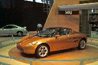 1996 Toyota MRJ concept at 1996 CAS