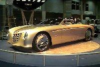 1997 Chrysler Phaeton Concept Car