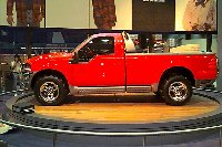 1997 Ford PowerForce Truck Concept