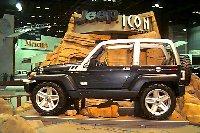 1997 Jeep Icon Concept