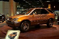 1997 Lexus SUV Concept