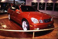 1997 Lexus HPS Concept