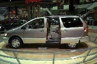1997 Toyota Sienna Concept