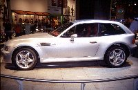 1997 BMW M-Coupe Show Car