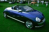 1997 Ghia Saetta Concept