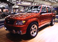 1997 Ford Tremor Concept