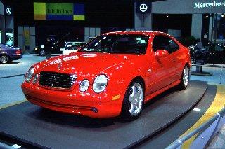 1999 Mercedes-Benz C430 coupe