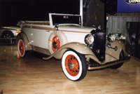 1932 Plymouth convertible