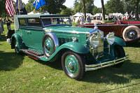 1931 Minerva Rollston Convertible Sedan