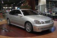 1999 Lexus GS Sport