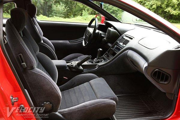 1994 Nissan 300ZX Interior