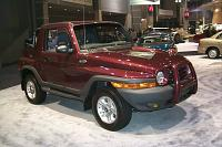 2000 Daewoo Korando