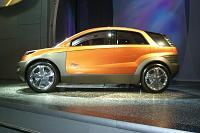 Chevrolet Triax Concept
