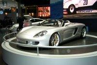 2000 Porsche Carrera GT Concept