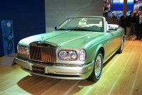 2001 Rolls Royce Corniche