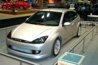 2000 Ford Street Focus concept
