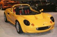 2001 Lotus Elise Sport 190