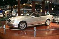 2002 Mercedes-Benz CLK55 Cabriolet AMG