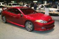 2001 Mercury California Cougar concept