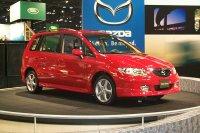 2001 Mazda Premacy (north american) concept