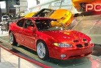 2001 Pontiac G8 concept