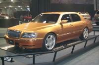 2001 Hyundai LZ450 Study