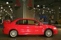 2002 Mitsubishi Lancer Evolution VII study