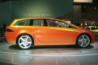 2001 Mazda SportTourer concept