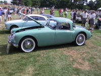 1958 MGA Supercharged
