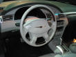 2002 Chrysler Pacifica production concept instrumentation