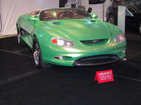 1992 Ford Mustang Mach III Concept