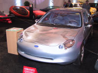 1993 Ford Synthesis 2010 Concept