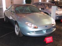 1996 Ford Ghia Arioso Concept