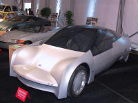 1996 Ford Synergy 2010 Concept