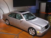 2002 Mercedes-Benz E430