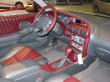 2001 Pontiac Grand Prix GP40 show car interior