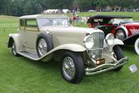 1932 Duesenberg Model J Judkins Victoria Coupe
