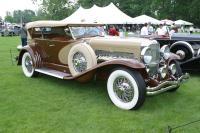 1932 Duesenberg Model SJ LaGrange D.C. Phaeton